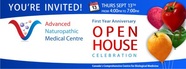 First Year Anniversary Open House