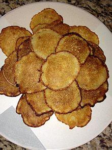 Banana Fritters (gluten-free)
