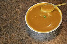 Spicy Butternut Squash Soup (Gluten-Free)