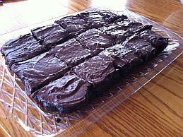 Chocolate Quinoa Cake (gluten-free, dairy-free)