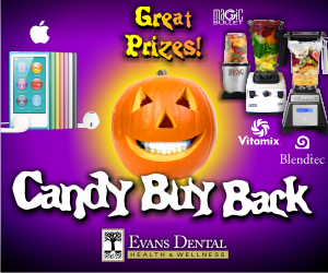 Candy BuyBack Event