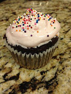 Chocolate Cupcakes (gluten-free, dairy-free)