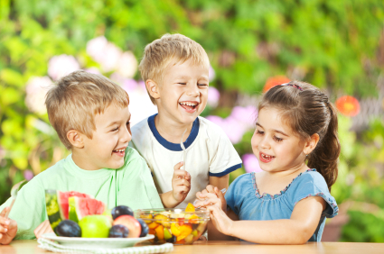Let's Give Our Children the Health Advantage