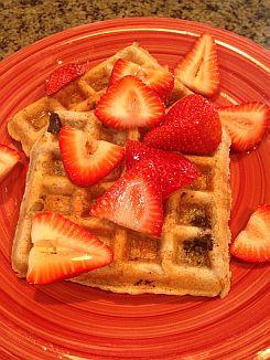 Paleo Waffles (serves 6)