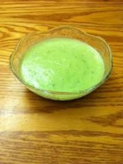 Raw Cool Cucumber Soup