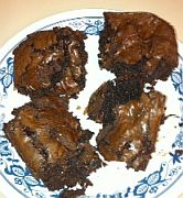Chewy Chocolate Brownies (Gluten-Free)