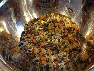 Nut-free Granola Bars
