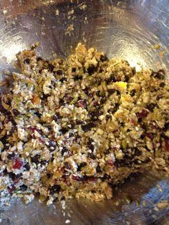 Nut-free Granola Bars 2