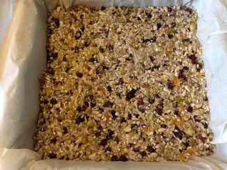Nut-free Granola Bars 3