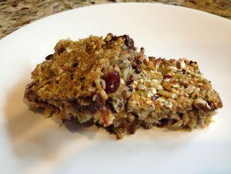 Nut-free Granola Bars 4