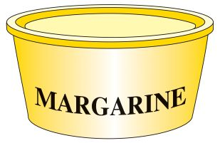 What's wrong with margarine?
