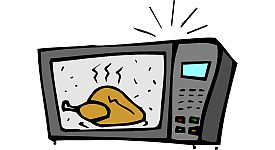 What are the effects of microwaving our foods on our health?