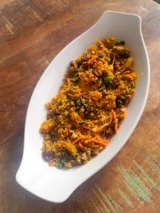 Curry Quinoa